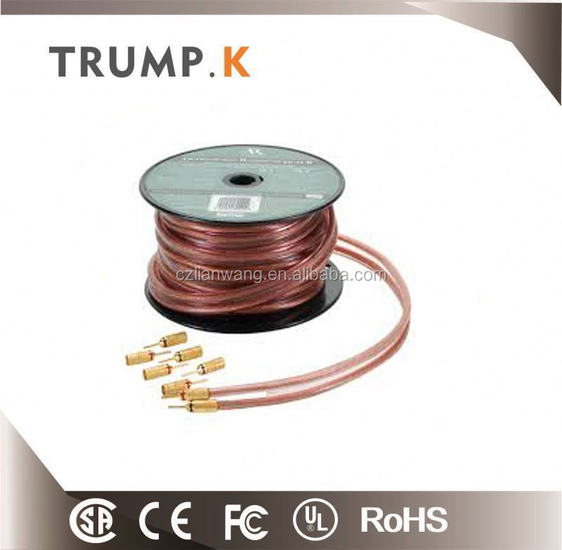 Flat Wire Speaker Cable, Flat Wire Speaker Cable Suppliers and ...