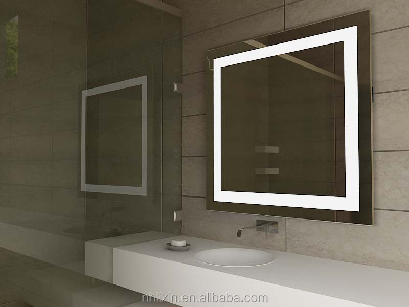 Light Up Bathroom Mirrors,Bathroom Smart Mirror,Bathroom ...
