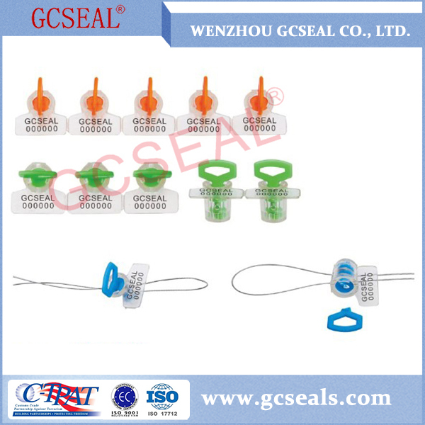 China Supplier security twist seals GC-M002
