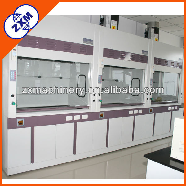 High Performance/Low Volume/Energy-efficient laboratory furniture fume hood