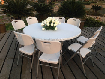 Etonnant 60 Inch Round Folding Table For Banquet And Wedding, Used Round Banquet  Tables For Sale