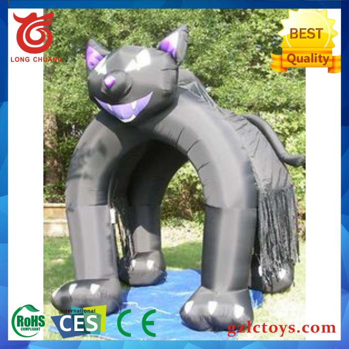 exciting inflatable animal arch inflatable helloween arch for sale