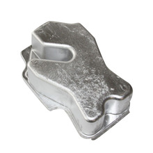 custom diesel cover case and engine cover case Aluminium Sand Casting and casting foundry with investment casting