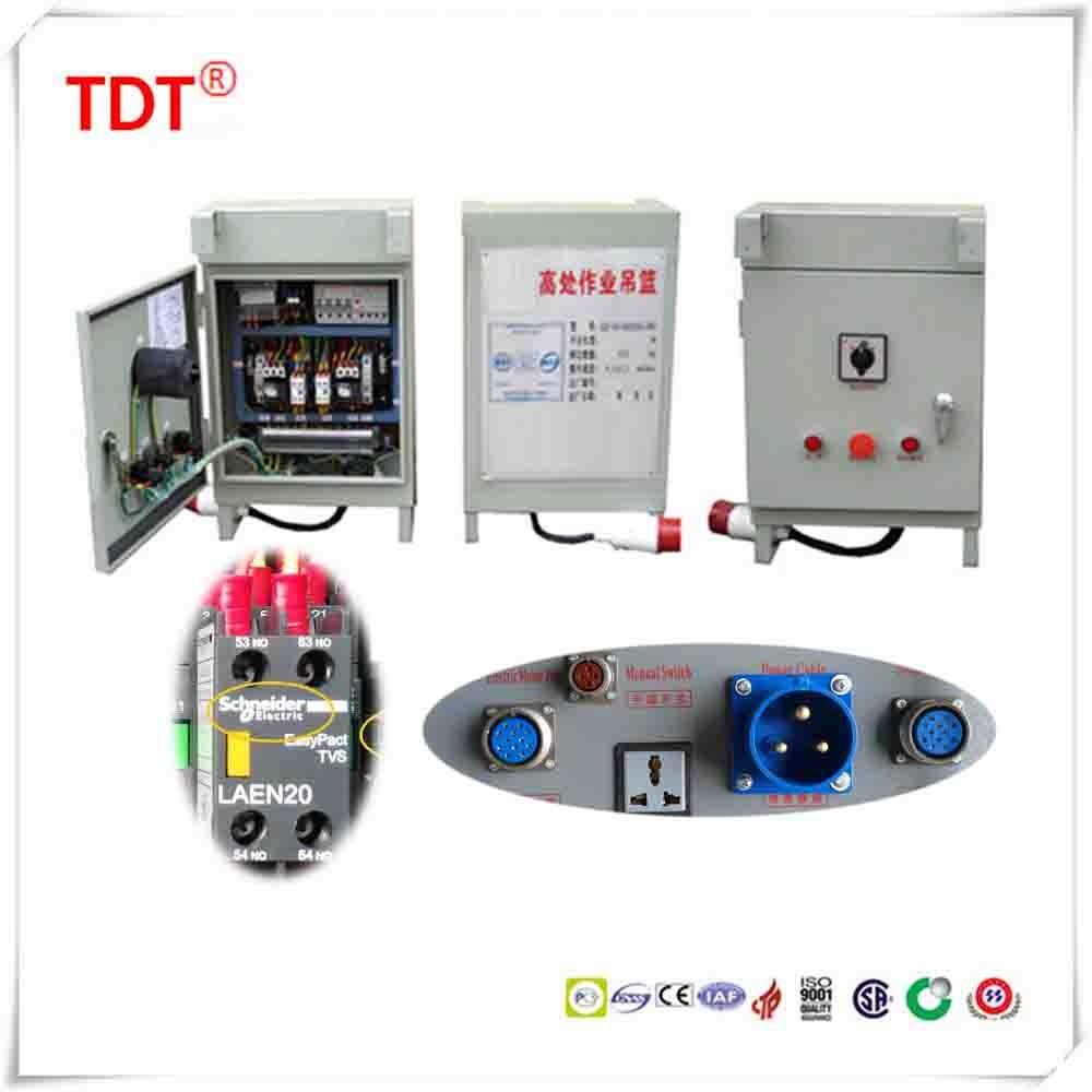 Suspended Platform Partsprofessional Electric Control Panel For Gondola Cradle