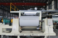 DC/CC Plain/color coated aluminum coil with top quality for decrative trim can body stock tank container