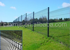 Hot Product Cyclone Wire Mesh Fence Philippines With Pvc Coated