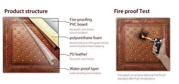 NEW 3D PE foam faux brick wall sticker, self adhesive decorative 3d wall panel wallpaper