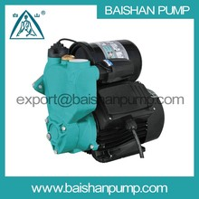Small auto cold and hot water circulation booster self priming pump