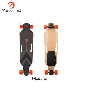 Best price long deck Maple electric skate board/ longboard /sport skateboard