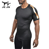 compression sports wear for men fitness gym wear quality sports wear with custom print