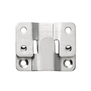 Stainless Steel Furniture Connectors Bracket Sofa Connector Bracket