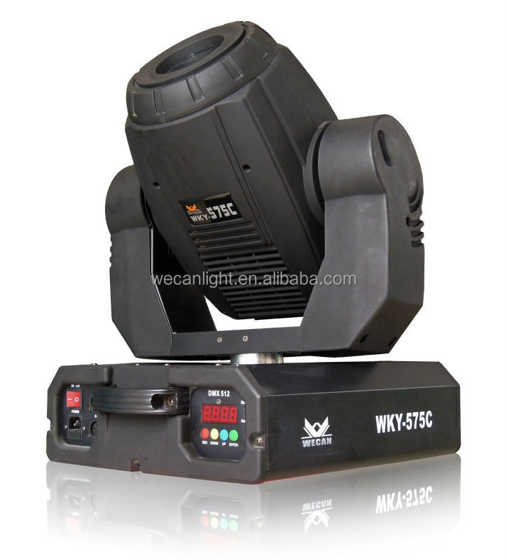 16ch Hmi 575ww Moving Head Spot/moving Head Spot 575 Moving Head ...