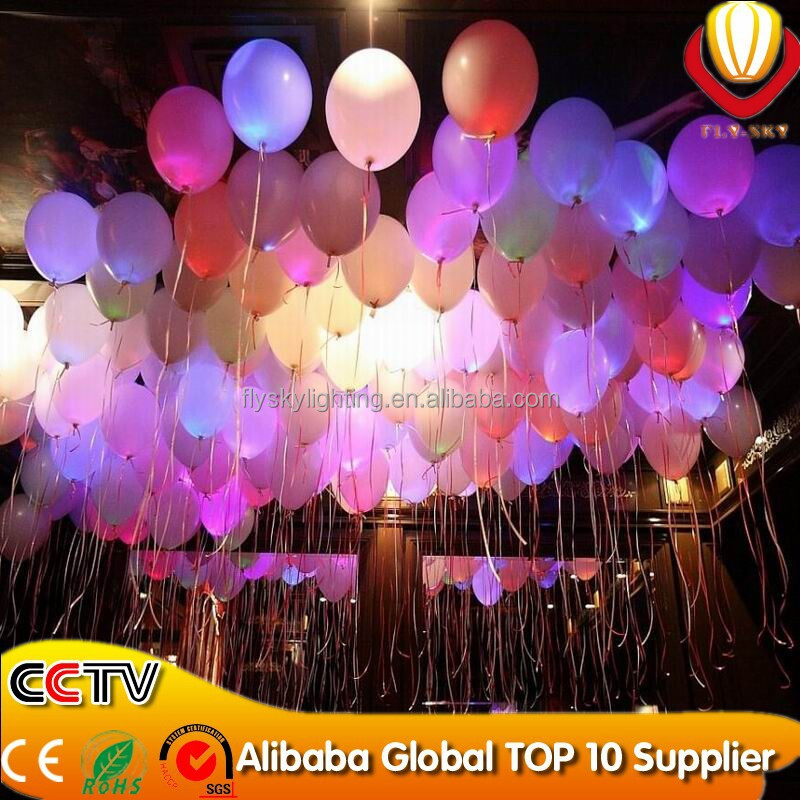 New Arrival Items Wedding Decoration Led Lights For Balloons Balloon Light