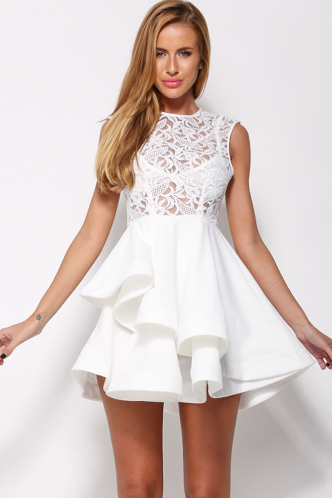 82aa5a984cfa Shop the latest lace dresses online at Missguided and rock this season s  hottest look. In