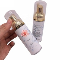 Private label hot selling lash shampoo cleanser eyelash extension cleanser