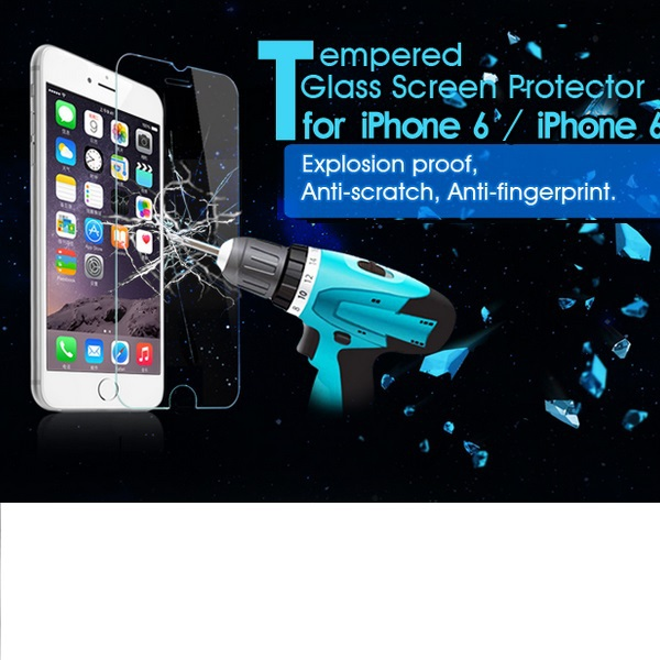 otao tempered glass protector for iphone 6 plus