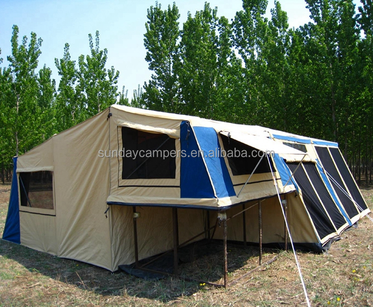 Outdoot Camping Equipment Large Tents Waterproof Seam