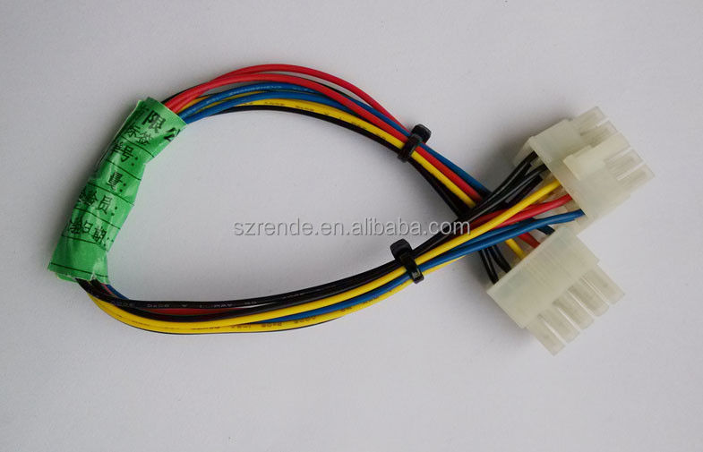 molex 10 pin wire harness multi core cable for medical machine molex 10 pin wire harness multi core cable for medical machine internal wiring