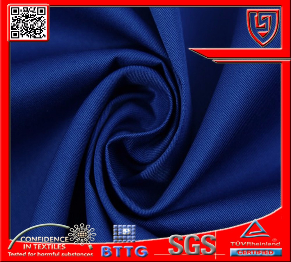 8c4d5aea20c5 Cotton Flame resistant flame retardant nfpa2112 certified Fireproof fr  fabric