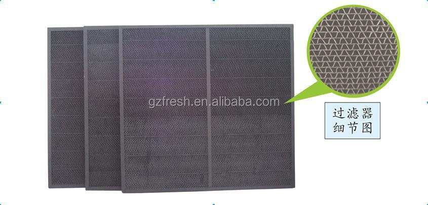 Odor Activated Carbon Air Filter