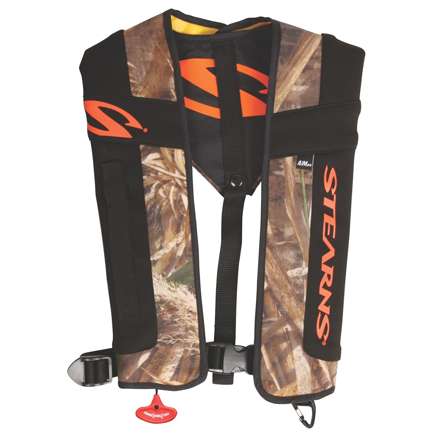 Stearns FastPak Sportsman 24 Automatic/Manual Inflatable Life Jacket