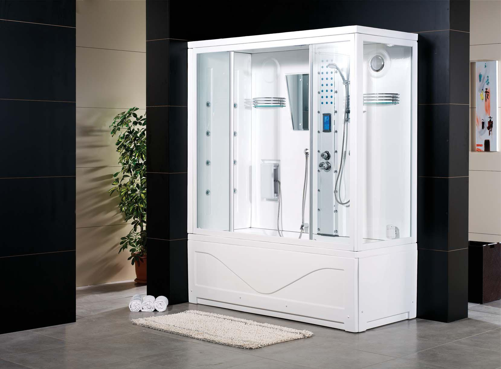 180x80 Full Compact System Shower Room - Buy Compact Shower Room Product on  Alibaba.com