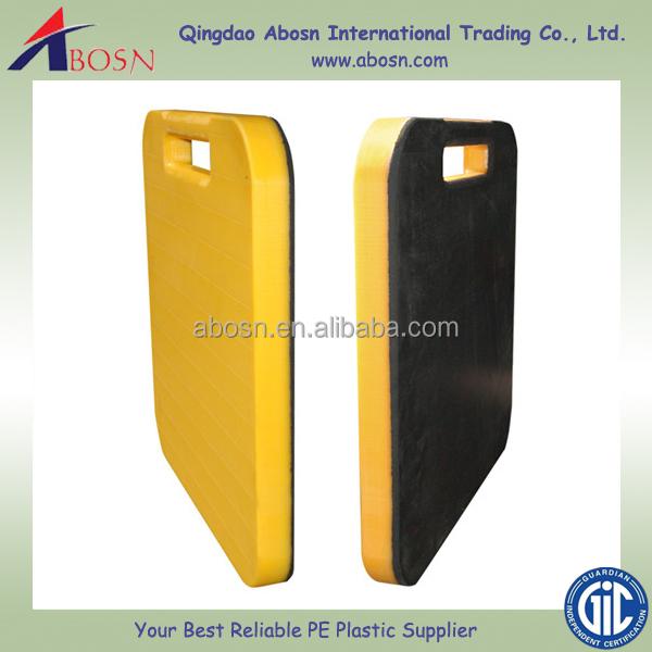 Plastic Heavy-duty Rv Jack Pads/track Crane Support Mat/track Crane Support  Pad - Buy Track Crane Support Pad,Track Crane Support Mat,Plastic
