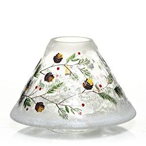 Cheap yankee candle lamp shade find yankee candle lamp shade get quotations yankee candle pinecone crackle jar shade mozeypictures Gallery