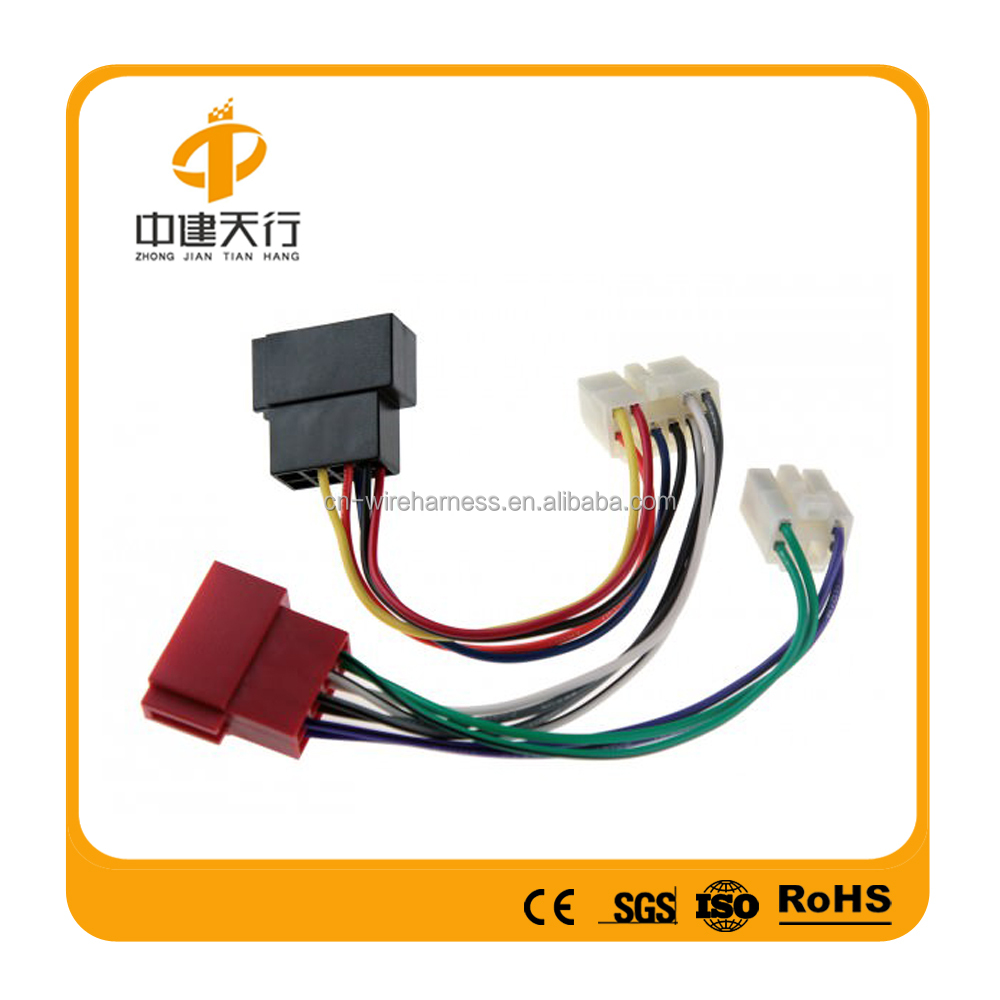High Quality Car Wire Harnesscustom Made Automotive Harness Wiring Supplies Wiringwholesale Video Buy Harnessharness Wiringiso