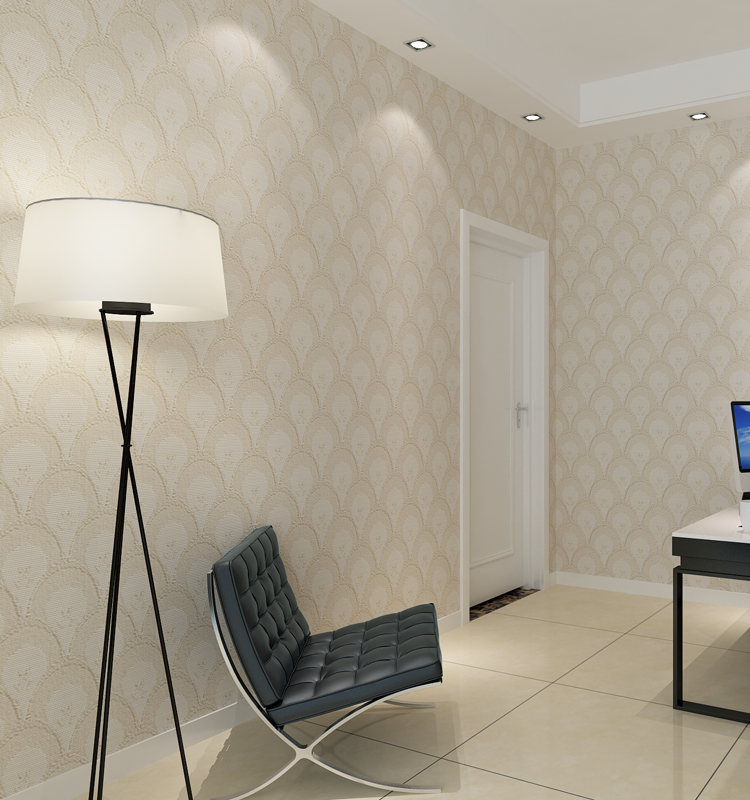 Hot selling contemporary Durable wallpaper korean design