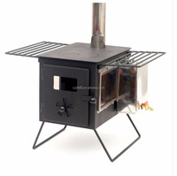 wood burning cooking stove