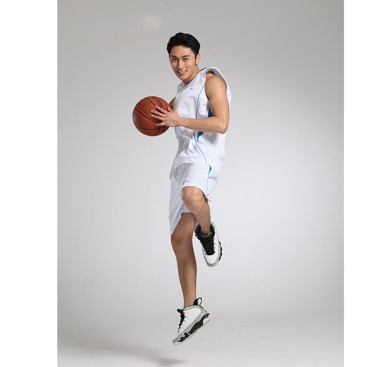 Großhandel blank besten design sublimiert basketball trikots design ihre eigenen logo