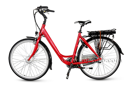 Green electric city bike /36v 250w e-bike / electric bicycle