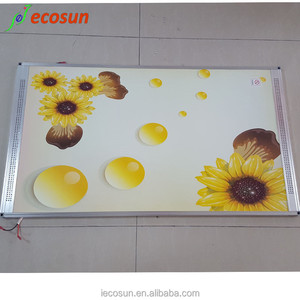 Manufacture Wall picture infrared electric heater energy saving heating panel