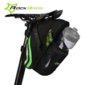 RockBros Cycling Riding Portable Folding Bike Bicycle Tail Rear Seatpost Saddle Bottle Bags MTB Mountain Road