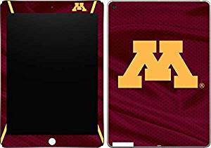 University of Minnesota iPad Air 2 Skin - Minnesota Red Jersey Vinyl Decal Skin For Your iPad Air 2