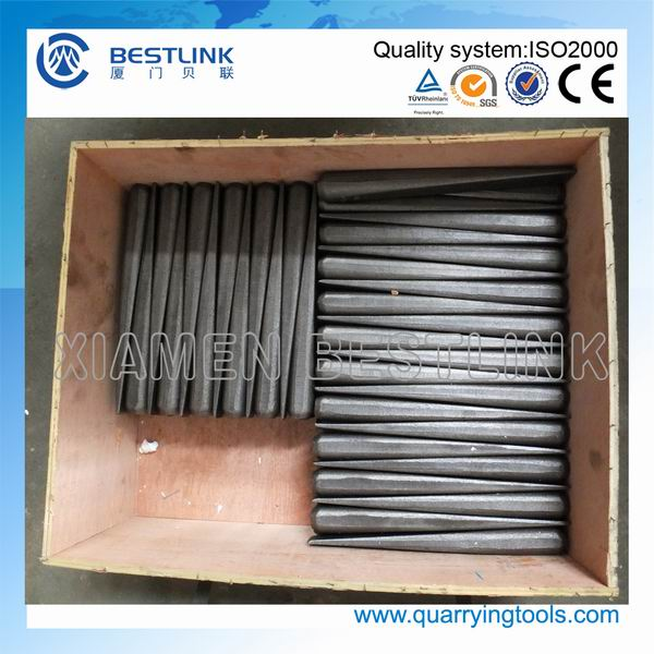 Sales China Manufacturer Stone Splitting Feather Wedge