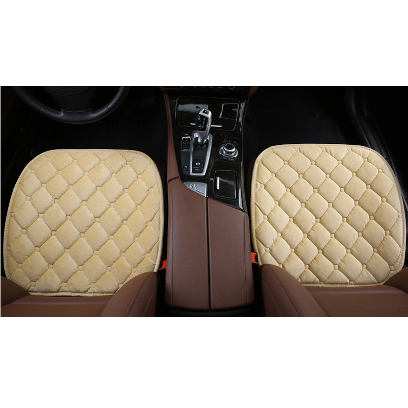 Soft Comfort Winter Luxe Auto Seat Cover