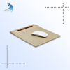 cheap wholesale big wooden gift mouse pad professional supplier