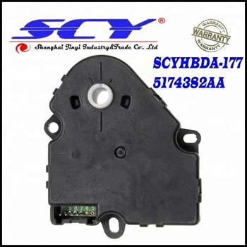 Heater Blend Door Actuator Fits For Jeep Liberty 929381v A35123423a  31889337 5174382aa 604-043 604043 - Buy Heater Blend Door Actuator,Fits For  Jeep