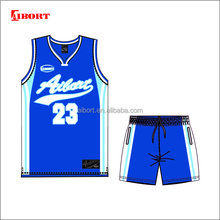 2017 New Arrival custom Basketball Jersey 100%polyester