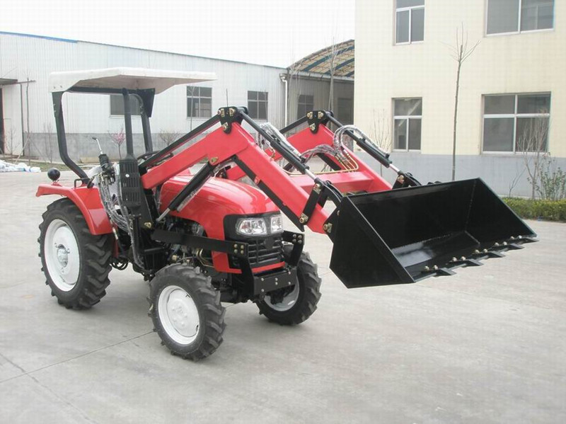 Farm Walking Tractor Small Tractor Front End Loader Made In China ...