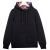 2017 Fashion Men's blank Cotton hoodies Top Grade long sleeve hoodie with hood Men Casual Streetwear hoodie