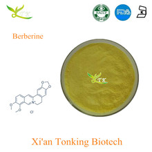 Best Quality Chinese goldthread Extract 95% Berberine Capsules