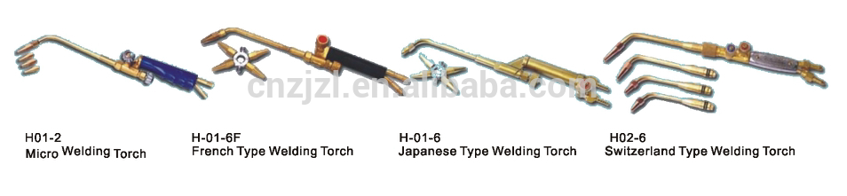 French type welding torch, mig welding torch with competitive price