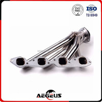 High Quality Stainless Steel Shorty Headers For Chevy 396 402 427 454 502 BBC Camaro Chevelle