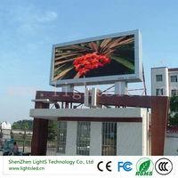 LED Signs Boards P8 Outdoor Advertising LED Display Billboard UV Sport Led Display