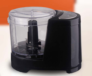 Professional electric food processor electric mini chopper-3 cup food chopper