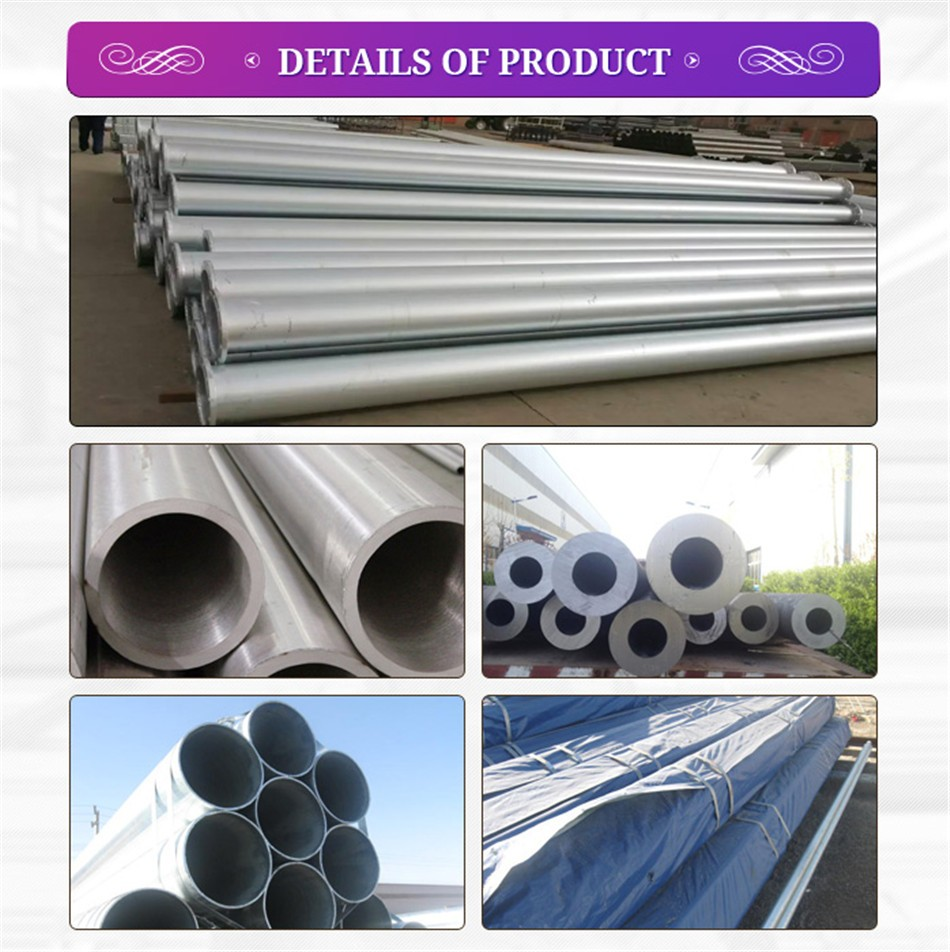 Black carbon iron pipe seamless steel tube underground for Water pipe material