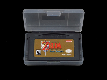 Manufacturer For Gba Games The Legend Of Zelda: A Link To The Past & Four  Swords - Buy For Gba Games,Manufacturer For Gba Games,The Legend Of Zelda